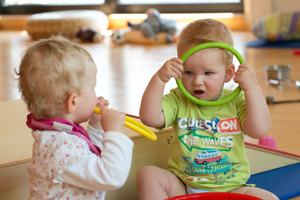 Bindungsorientierte Eltern-Baby- Kurse
