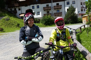 Privat Coaching Sölden, Ladies only