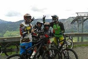Bikecamp Flumserberg Advanced ab 12 Jahren