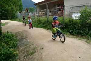 First Ride Advanced 4-6 Jahre