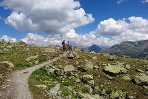 Trailcamp St. Moritz