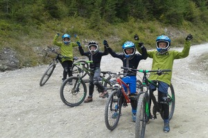 Bikepark Level 1 Kurs Isny  ab 9