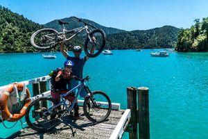 Bikeabenteuer  Neuseeland Südinsel