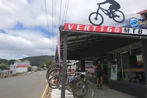 Bike Abenteuer Tasmanien