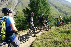 Fahrtechnik & coole Trails Advanced