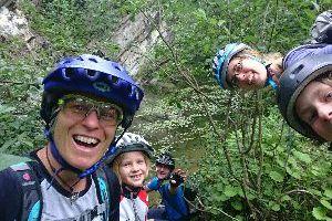 Family Fahrtechnik Advanced & coole Trails