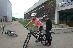 YOUTH Fahrtechnik & coole Trails Basic