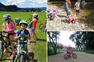 Bikecamp Basic Allgäu 6-8  Jahre