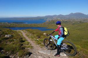 Bike Abenteuer Schottland