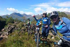 Trailcamp Schottland