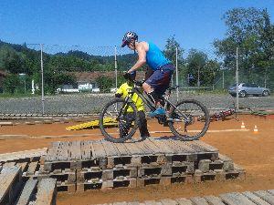 männer biketraining