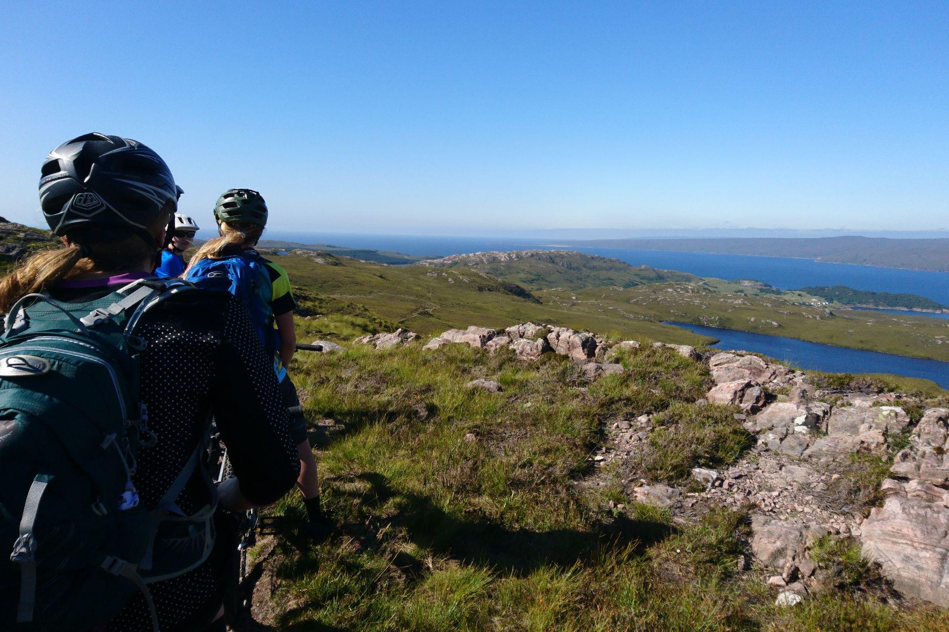 Schottland Biketrip