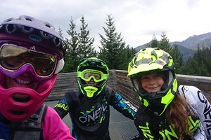 GIRLS Shred too Serfaus 10-14 Jahren