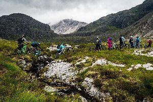 Soul Trails Bike  Yoga Schottland