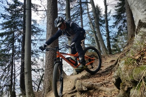 E-Bike Fit on Trails Advanced