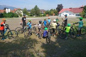 KIDS Bikecamp Advanced Allgäu 6-8 Jahre