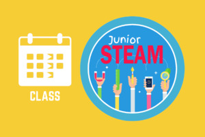 Thursday |  Junior STEAM Lab