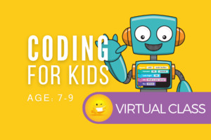 Coding for Kids | Virtual Class | Thursdays