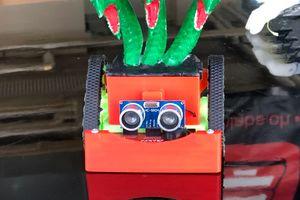 Braswell Arts Center | SamstagMorgen | Robot Battle Lab