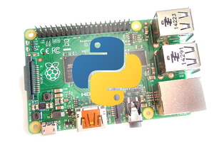 PYTHON PROGRAMMIMG PROJECTS WITH RASPBERRY PI - Thurs Class French