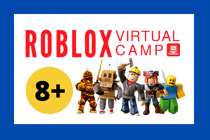 Roblox Virtual Camp | Age 8-12