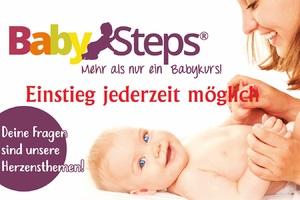 BabySteps ab 29.01.20 (für Geburtszeitraum Juli bis Oktober 2019)