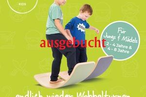 Wobbelturnen® Kids (2-6) nachmittags ab 28.10.