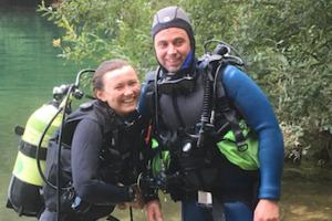 Open Water Scuba Diver (OWD)